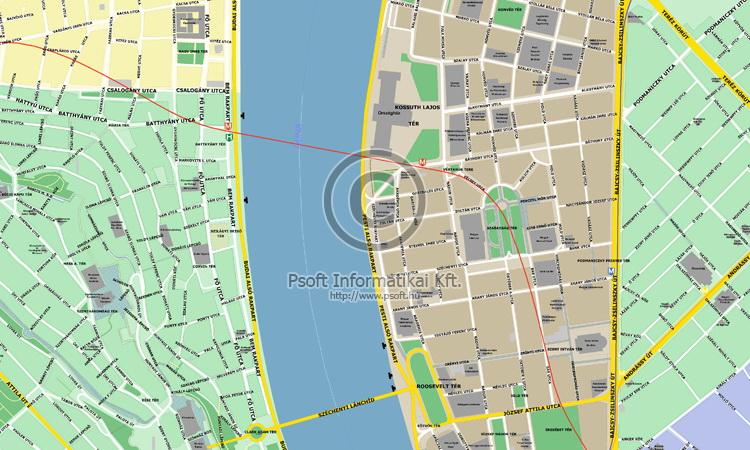 térkép 24 Tematikus térkép készítés   Psoft Informatikai Kft. térkép 24